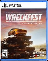 بازی Wreckfest مناسب برای PlayStation 5