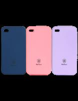 3 عدد کاور بیسوس مخصوص گوشی اپل Iphone  4