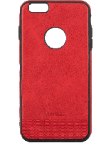 کاور چرمی ریمکس مخصوص گوشی اپل Iphone 6 Plus