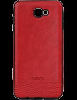کاور چرمی ریمکس مخصوص گوشی سامسونگ Galaxy J7 Prime