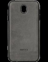 کاور چرمی ریمکس مخصوص گوشی سامسونگ Galaxy J7 Pro