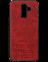 کاور چرمی ریمکس مخصوص گوشی سامسونگ Galaxy J8