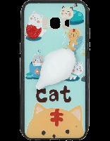 کاور اسکوییشی مدل فک مخصوص گوشی سامسونگ Galaxy S8 Plus