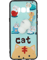 کاور اسکوییشی مدل موش مخصوص گوشی سامسونگ Galaxy S8 Plus