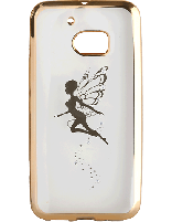 کاور نگین دار یونیک مدل پروانه مخصوص گوشی اچ تی سی M10