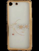 کاور نگیندار یونیک مدل چهره مخصوص گوشی سونی Xperia M5
