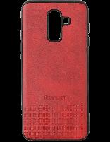 کاور چرمی ریمکس مخصوص گوشی سامسونگ Galaxy A6 Plus