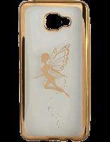 کاور نگین دار یونیک مدل پروانه مخصوص گوشی سامسونگ A710
