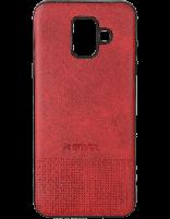کاور چرمی ریمکس مخصوص گوشی سامسونگ Galaxy A6