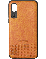کاور چرمی ریمکس مخصوص گوشی سامسونگ Galaxy A2 Core