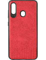کاور چرمی ریمکس مخصوص گوشی سامسونگ Galaxy A60