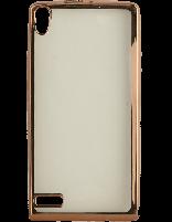 کاور ژله ای دور رنگی مخصوص گوشی هوآوی  P6