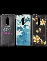 3 عدد کاور طرحدار مخصوص گوشی نوکیا 5