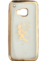 کاور نگین دار یونیک مدل پروانه مخصوص گوشی اچ تی سی M9