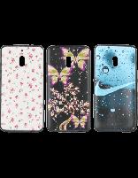 3 عدد کاور طرحدار مخصوص گوشی نوکیا 2.1