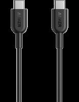 کابل شارژر انکر مدل Power Line USB-C to USB-C A-8032