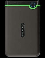 هارددیسک اکسترنال ترنسند مدل StoreJet 25M3 ظرفیت 2 ترابایت