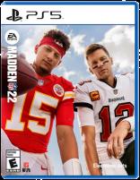 بازی NFL 2022 مناسب برای PS5