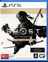 بازی Ghost of Tsushima: Director's Cut مناسب برای PS5