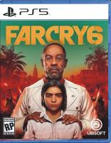بازی Far Cry 6 مناسب برای PS5
