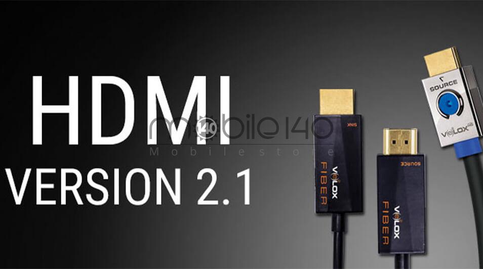 دلیل استفاده تلویزیون های 8K از HDMI 2.1