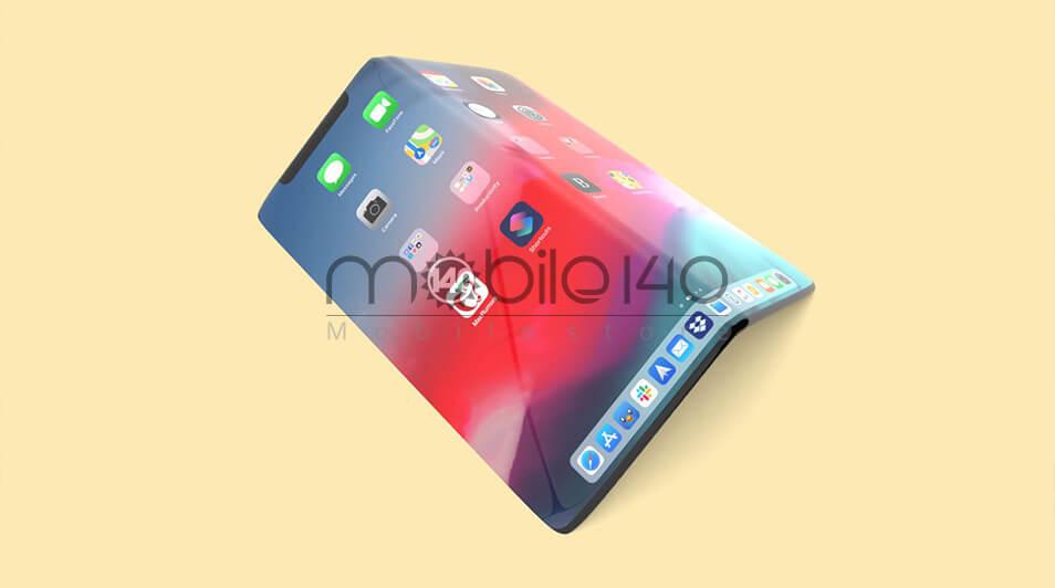 تولید گوشی تاشو توسط اپل