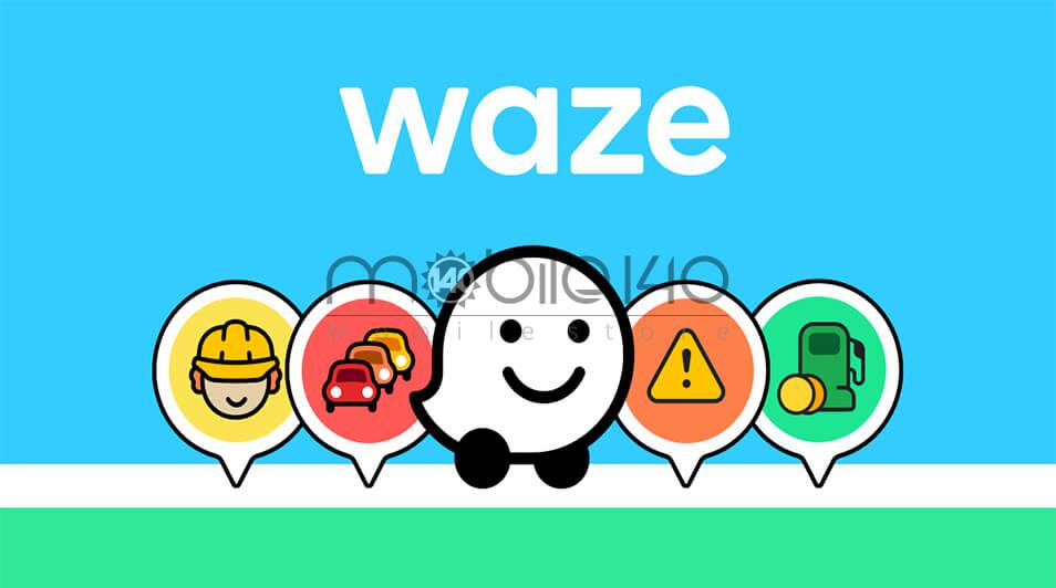 اپل مپ نرمافزار مشابه Waze