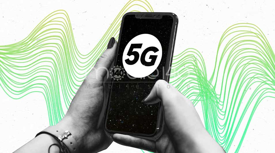نسل پنجم اینترنت در همراه اول