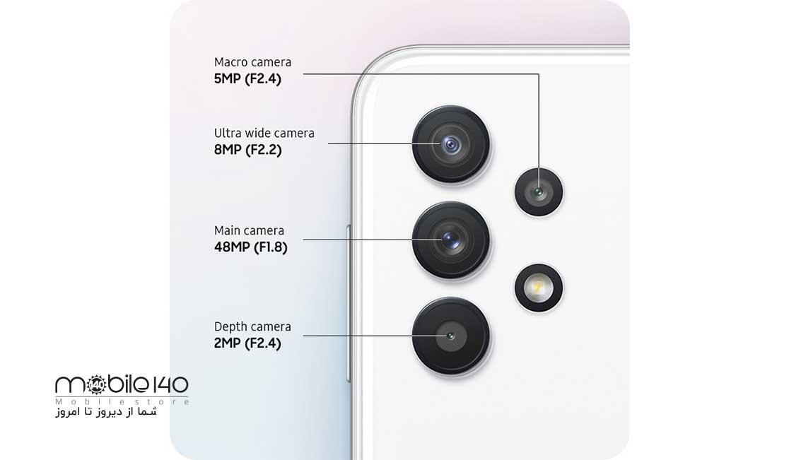 برای دوربین سلفی سنسور 20 مگاپیکسلی استفاده شده که شما میتوانید انتظار تصاویر با کیفیتی را از آن داشته باشید.