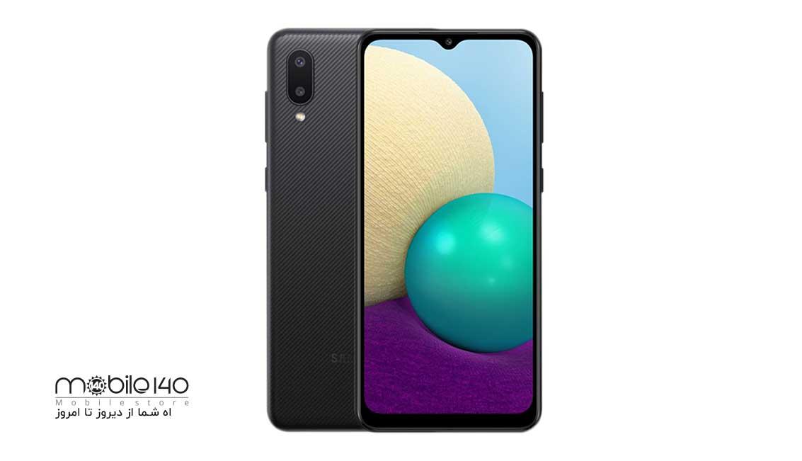 گوشی هوشمند Galaxy A02S از دسته گوشیهای بزرگ جسته شرکت سامسونگ بهحساب میآید. این اسمارتفون در ابعاد 9.1×75.9×164.2 میلیمتری و وزنی معدل بر 206 گرم ارائه شده است.