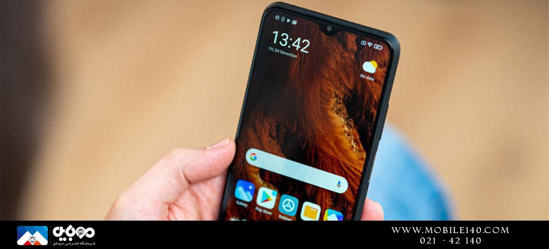 در جلوی گوشی یک نمایشگر 6.53 اینچی IPS LCD با رزولوشن 1080P به علاوه ناچ قطرهایی که داخل دوربین سلفی 8 مگاپیکسلی قرار داده شده است.