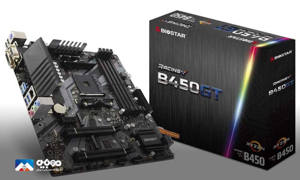 مادربرد اختصاصی AMD B450