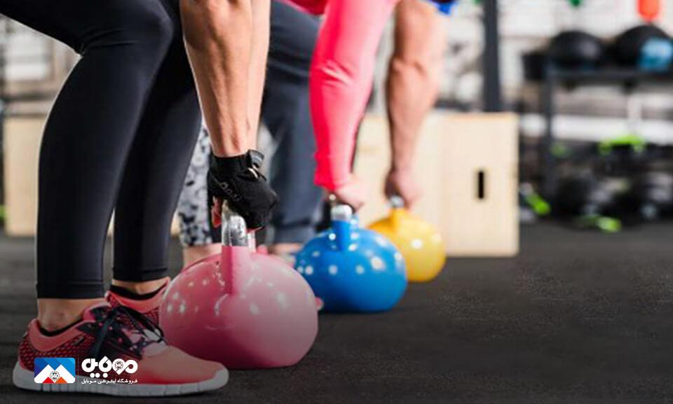 ورزش وزنه برداری