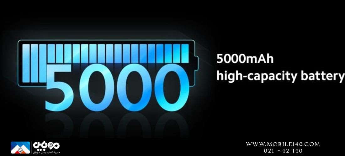 باتری Mi 10T Pro 5000 میلی آمپر است