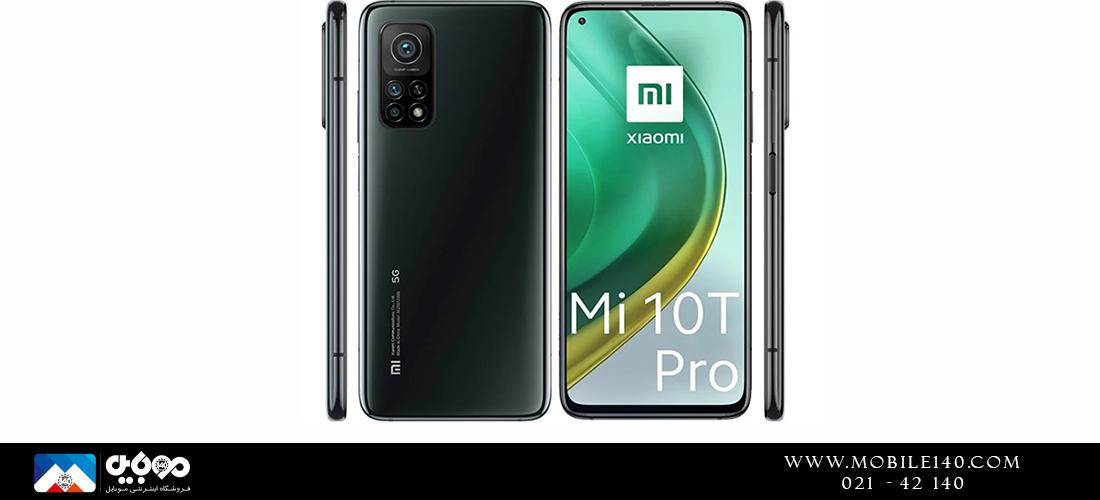 طراحی Mi 10T pro