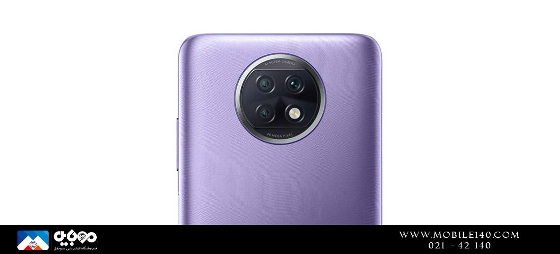 دوربین فوق العاده گوشی redmi note 9T