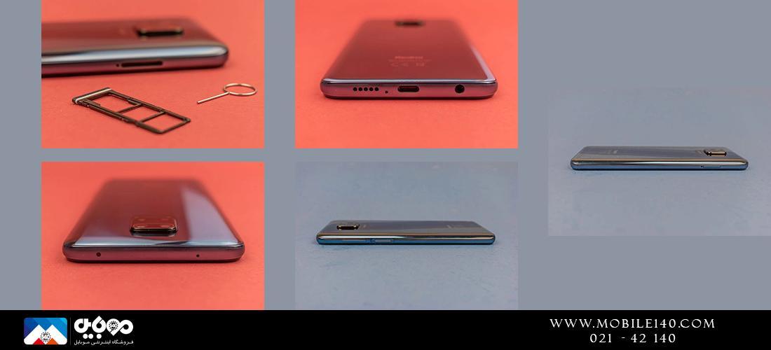 طراحی Xiaomi Redmi Note 9 Pro