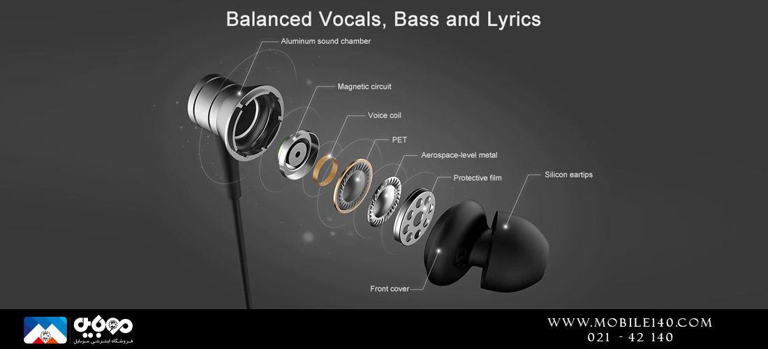 صدای پرقدرت و واضح