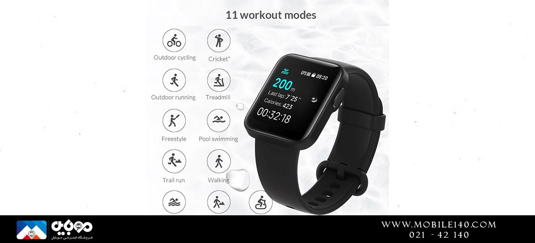 خرید ساعت هوشمند mi watch lite