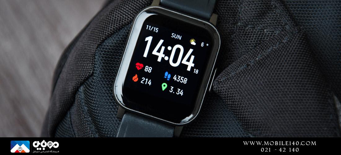 ساعت هوشمند شیائومی هایلو مدل LS 02