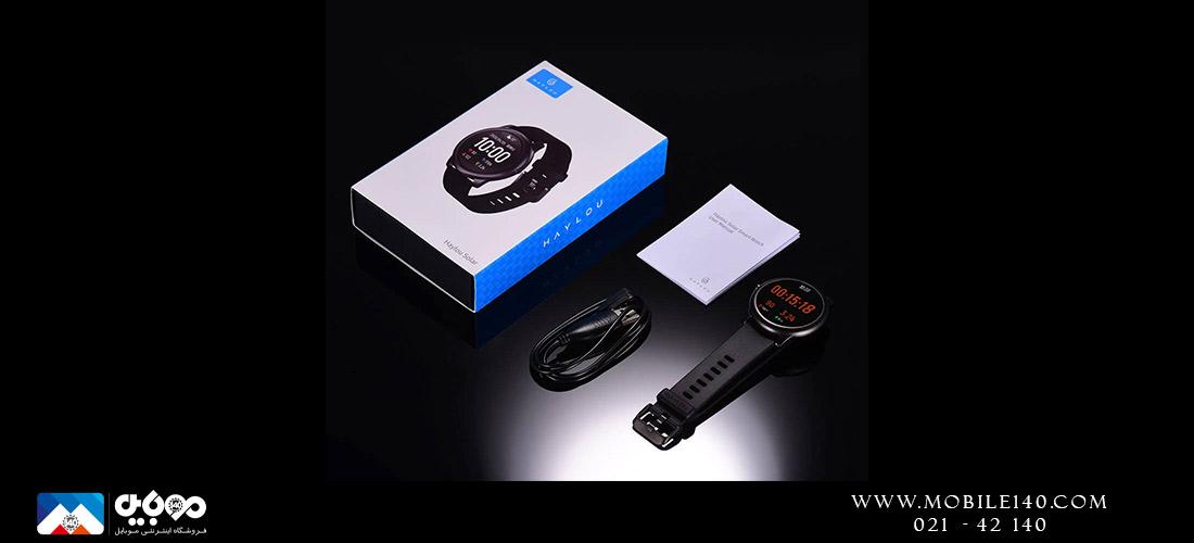 ساعت هوشمند شیائومی هایلو مدل LS05