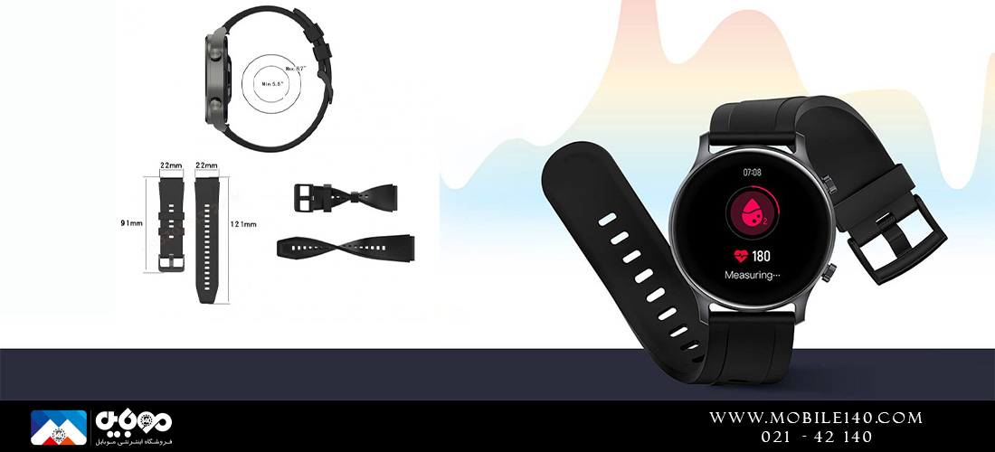 ساعت هوشمند Haylou RS3