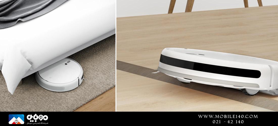 جاروبرقی رباتیک شیائومی مدل  Mi Robot Vacuum Mop Essential