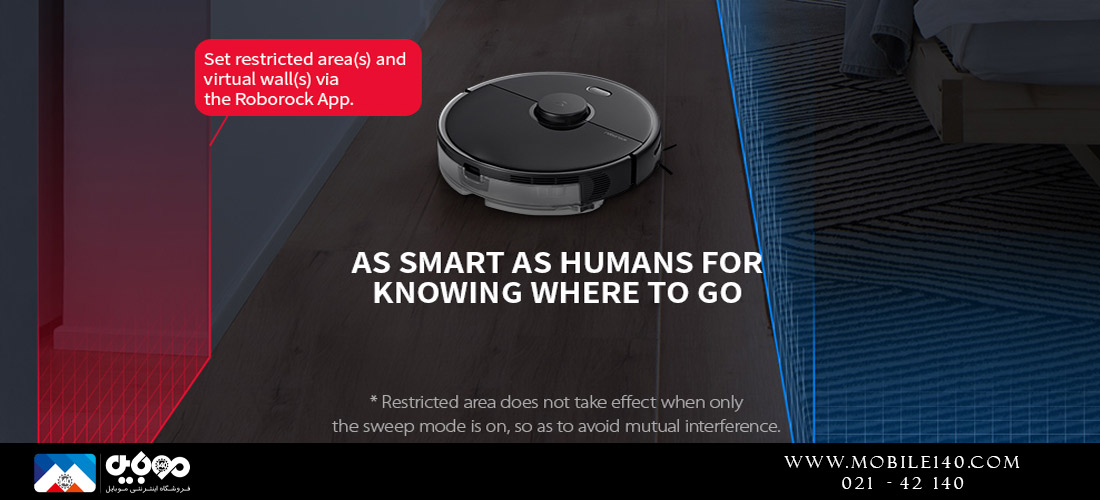 Xiaomi robotic Vacuum S5 Max