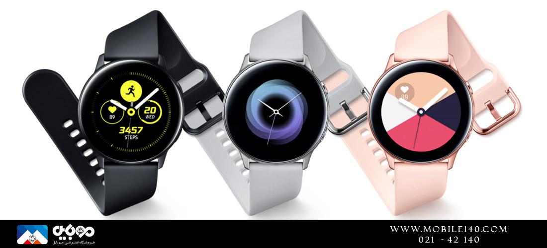 ساعت هوشمند Samsung Galaxy Watch Active 2 40mm SM-R830