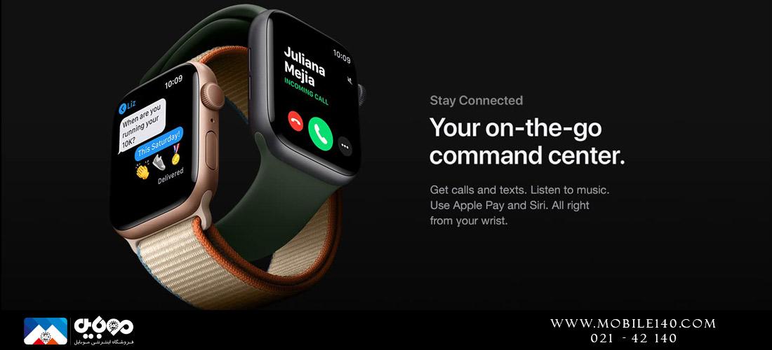 ساعت هوشمند Apple Watch Series 6