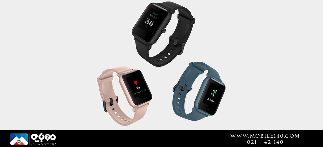 بررسی ساعت هوشمند Amazfit Bip Lite