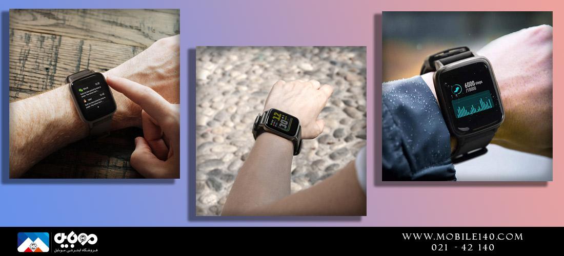 ساعت هوشمند Xiaomi Haylou Watch 2 LS 01