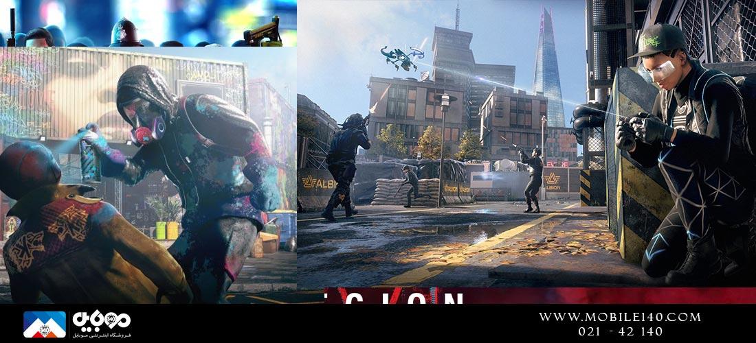 بازی Watch Dogs Legion