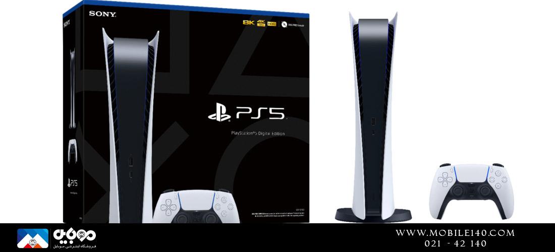 بررسی PS5